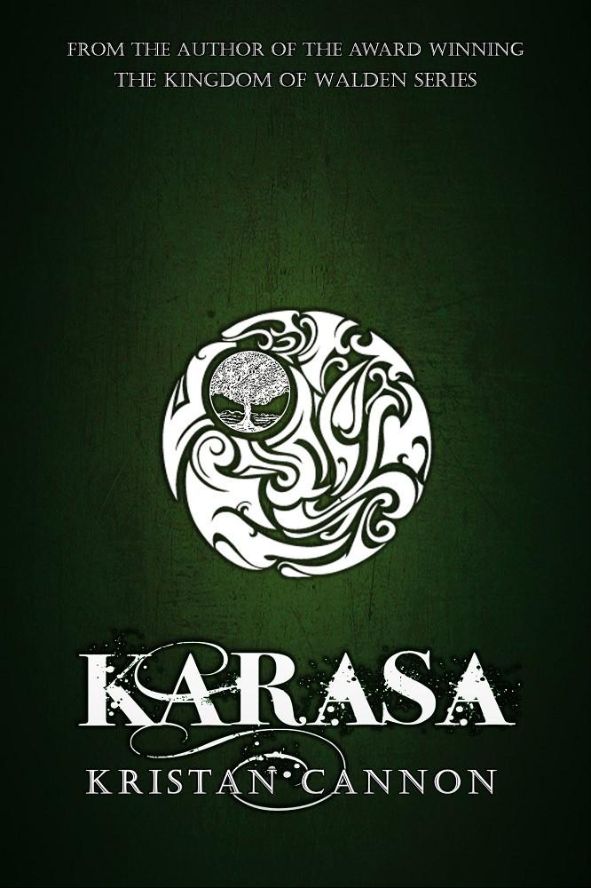 Karasa - Novel Cover
