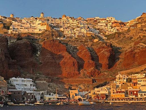 Oia Sunset | Santorini