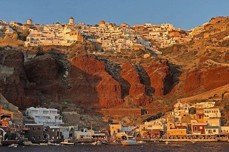 Oia Sunset | Santorini Island