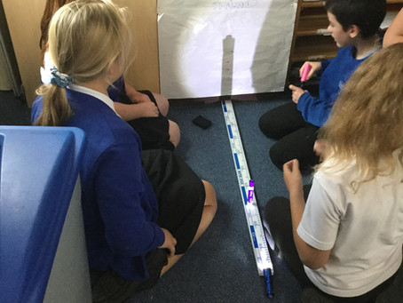 Investigating Light in Year 6