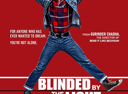 Blinded By The Light film review