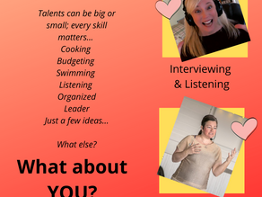 Share Your Talents