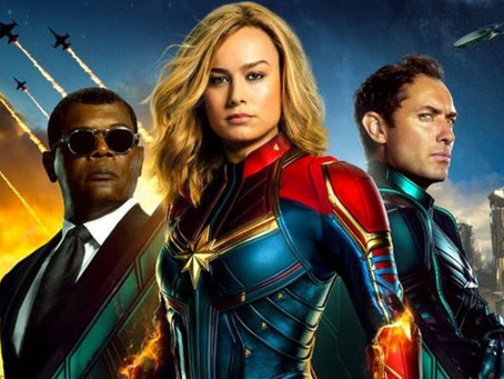 Review: Captain Marvel.