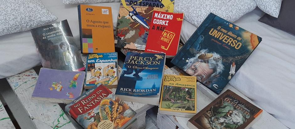 Livros da Nossa Infância - 4ª reunião do Clube do Livro
