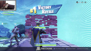 Two-for-Tuesday: The Chunkers Get 2 Fortnite Wins on Facebook Live!
