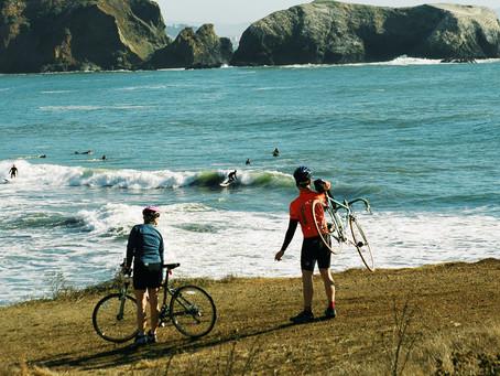 Surf & Bike a Marin County