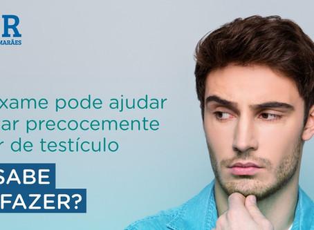 Câncer de testículo: você sabe como fazer o autoexame?