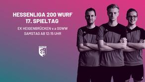 Vorbericht Hessenliga | 17. Spieltag