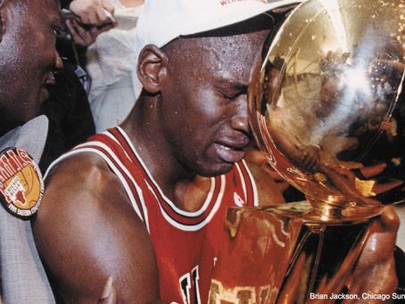 Michael Jordan and the Postseason Bullies