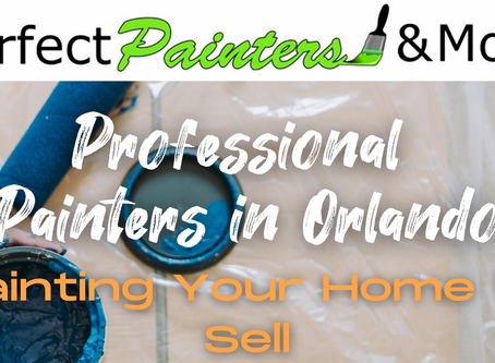 Painting Your Home to Sell