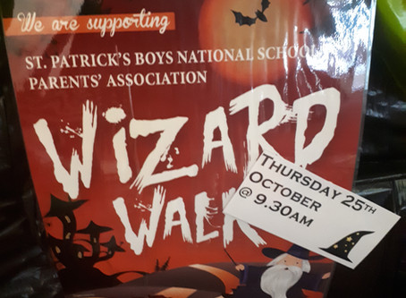 The Wizard Walk