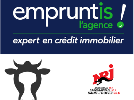 EMPRUNTIS L'agence - LE COW - NRJ