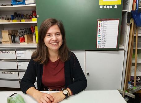 Darf ich mich vorstellen: Mag.a Simone Kraßnitzer