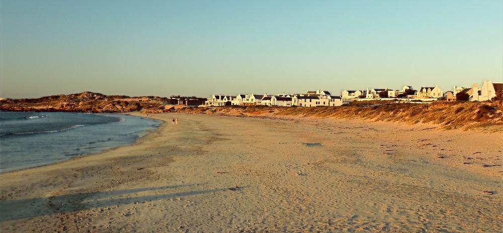 Paternoster Strand Südafrika Westküste
