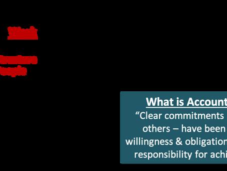 Role Responsibilities