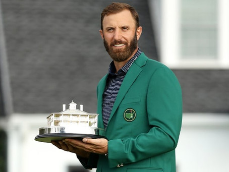 JOHNSON (USA) WINS 24TH TITLE AT THE MASTERS