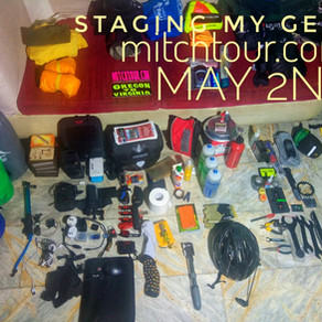 Staging My Gear