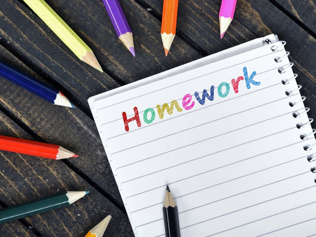 Year 2 homework and activities