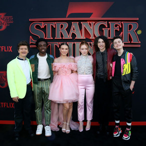 "TV News - ""We're Not In Hawkins Anymore."" - Stranger Things Season 4 Announced."