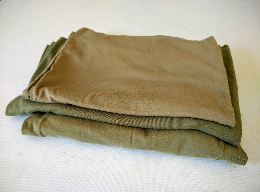 Olive green tshirts