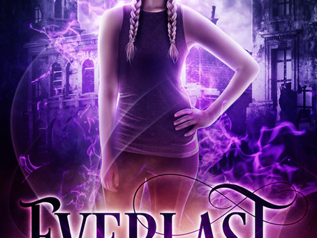 Everlast Cover Reveal and Release Date