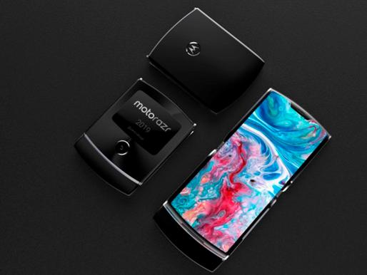 Motorola Razr: el nuevo celular plegable