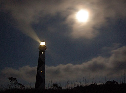 A Lighthouse in the Dark