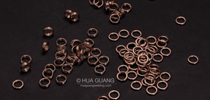 Hua Guang Copper Phosphorus Brazing Ring