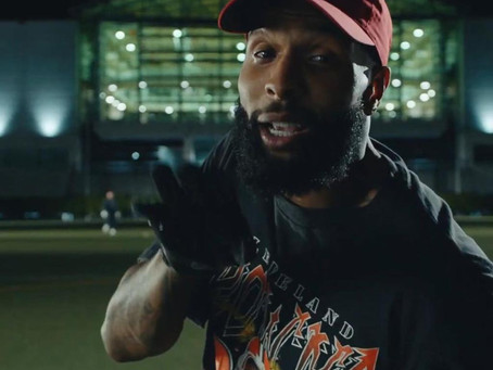 """Browns star receiver, OBJ, now a """"Number Two"""" guy?"""