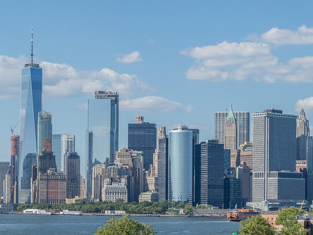 63. New York - The Financial Capital of World