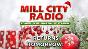 Mill City Radio Returns!