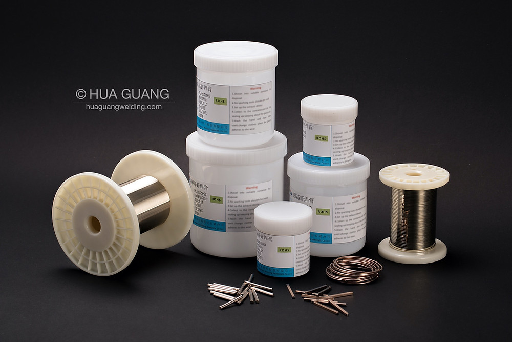 Hua Guang Brazing Paste
