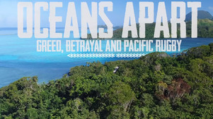 Review: Oceans Apart: Greed, Betrayal and Pacific Island Rugby