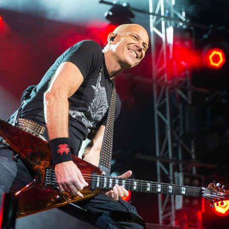 Wolf Hoffmann of Accept interviewed by Rob Sas.