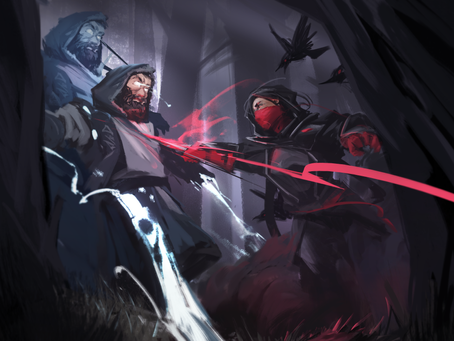 Curseblade Reveal