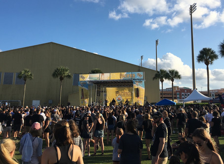 Flashback: UCF Concert Highlights...         UCF Football, Homecoming, Spirit Splash!