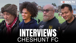 Interviews - Cheshunt