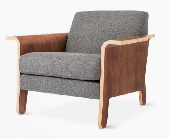 Sustainable Design - Furniture - Gus Modern Lodge Chair
