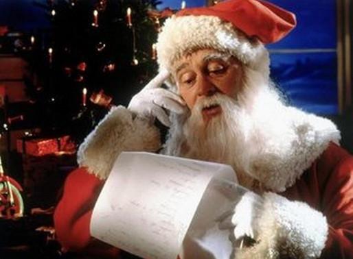 Новогодний конкурс СРПИ: пишем Деду Морозу