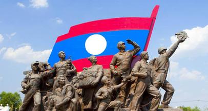 Breve história da República Democrática Popular do Laos