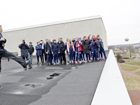 Anders Wiklöf fortsätter som huvudsponsor för Åland United