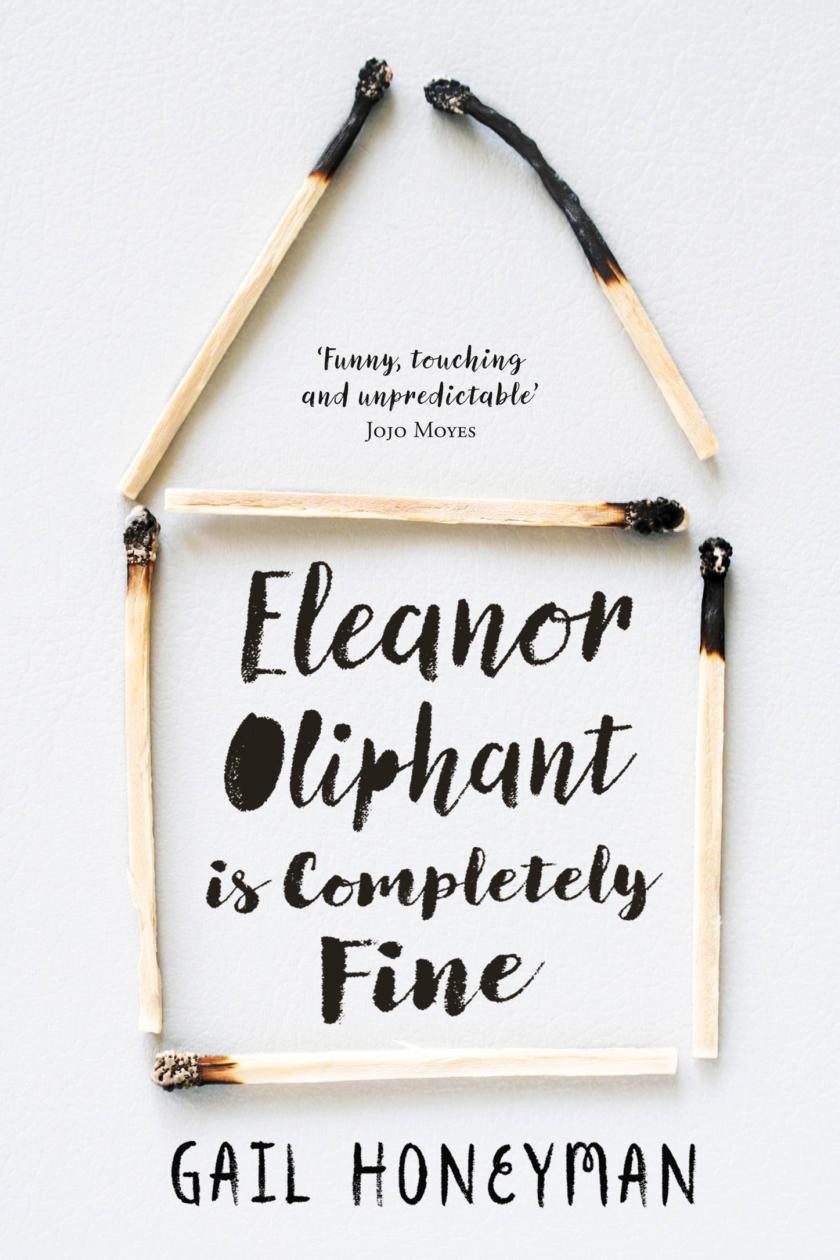 Eleanor Oliphant is Completely Fine by Gail Honeyman : the book slut book reviews thebookslut