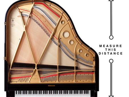 Understanding piano sizes