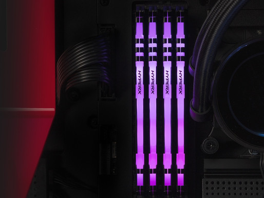 HyperX Launches Its FURY DDR4 RGB Memory Modules in India