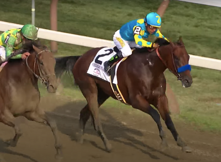 Rewind: American Pharoah's Heartbreak in the Travers
