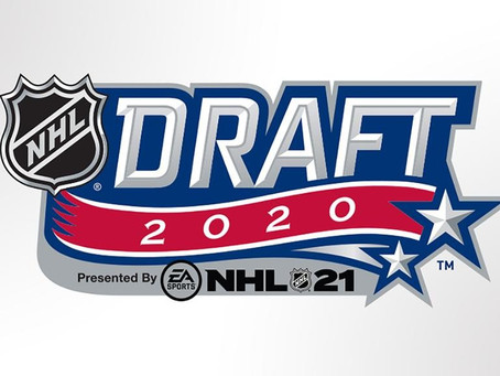 2020 NHL Mock Draft - The Top Ten Picks & Understanding The Top Three