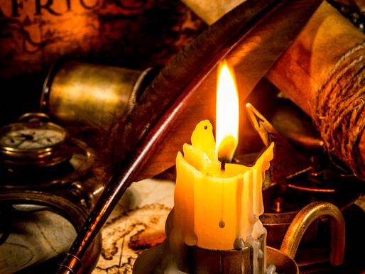 Die Geschichte der Kerzen