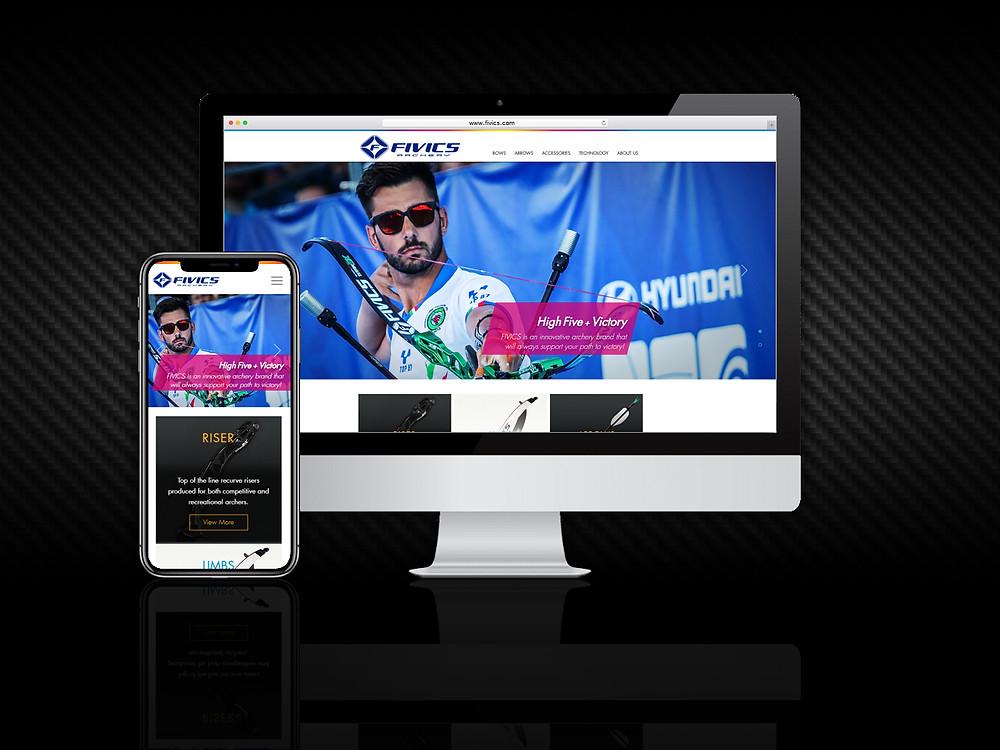 FIVICS Website Renewal
