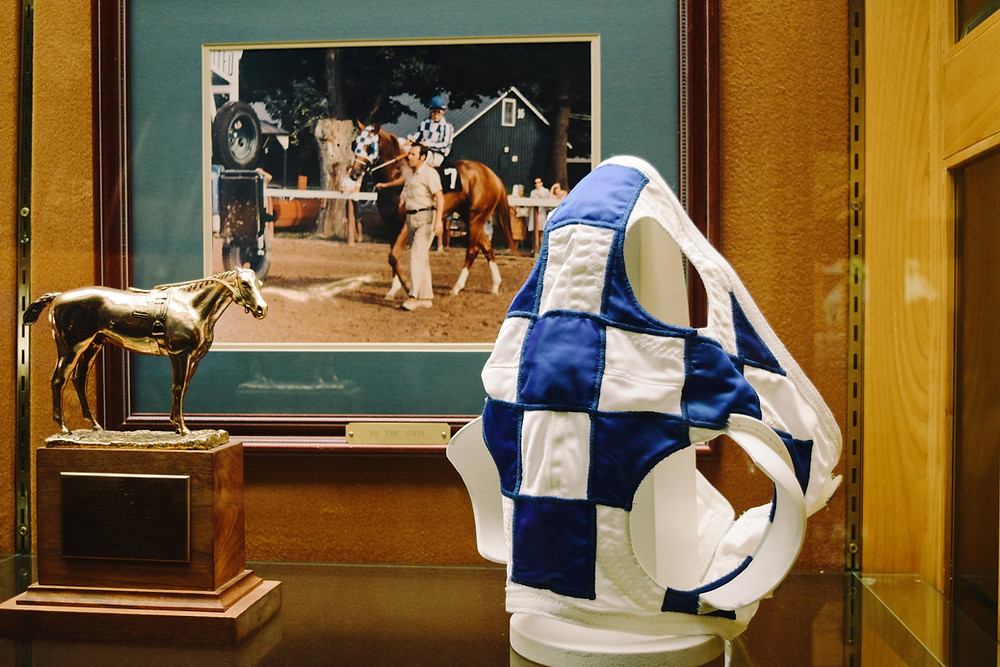 Secretariat Gotham Stakes victor, 1973 Triple Crown winner