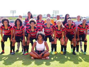 Vitória: Rubro-Negro quita dívida com o futebol feminino
